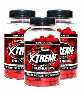Thermolabs Thermoburn ECA Stack (120 Capsules)