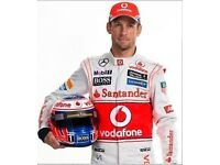 Formula One Vodafone McLaren Mercedes F1 Team Adult Size Caps