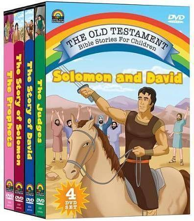 Best Bible Story Dvds For Kids
