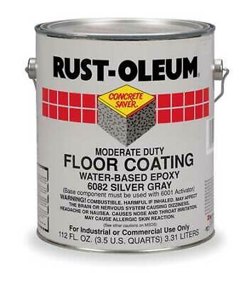 Rust-oleum 6086 Epoxy Activator And Finish Kit Navy Gray High Gloss 1 Gal