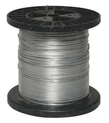 Zoro Select 4lvr1 Electric Fence Wire17 Ga1320 Ftsteel