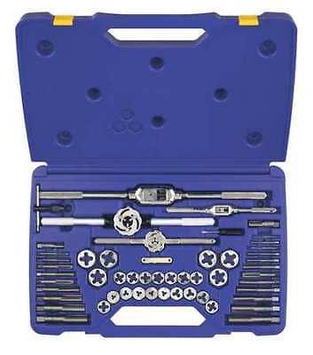 Irwin Hanson 26394 Tap And Die Set53 Pcraw Steel