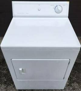Frigidaire Electric Dryer, 1 year warranty
