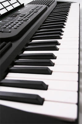 Buy electronic music - Black 61 Key Electronic Music Keyboard Electric Piano