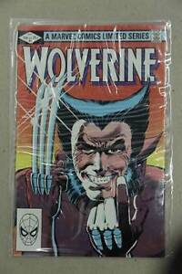 Wolverine Comics #1 and 2