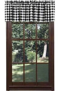 Check Curtains Ebay