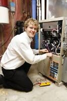 FURNACE SERVICE, REPAIRS AND REPLACEMENTS ALL BRANDS!