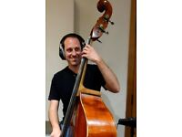 Bass and Double Bass lessons