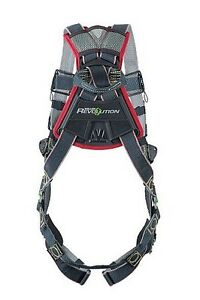 Revolution Harness with Kevlar-Nomex Webbing