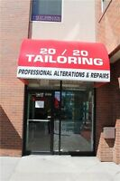 -★20/20 TAILORING BY FANG★-②Calgary SW,(403)640-4422