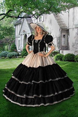 Civil War Dress XXL | eBay