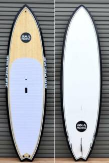 "Stand Up Paddle Full Package - For waves & flat - 9' 8"" or 9' 10"" Adelaide CBD Adelaide City Preview"