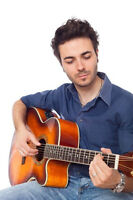 Guitar Lessons For Adults - Learn in a Professional Studio!