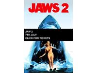 Jaws 2 - Open Air Movie Screening @ The Beach Brent Cross