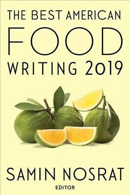 Best American Food Writing 2019, Paperback by Nosrat, Samin (EDT), Brand