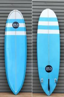 "Surfboard - 6'8"" - Grovel Hybrid pintail - 2+1 FCS Fins FREE Maroochydore Maroochydore Area Preview"