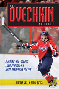 The Ovechkin Project cover price $32.99 plus tax