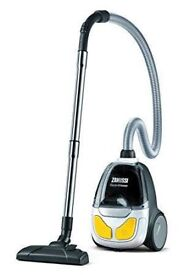 Boxed Zanussi Cyclone Classict Hoover. With tools. As new. BAGLESS