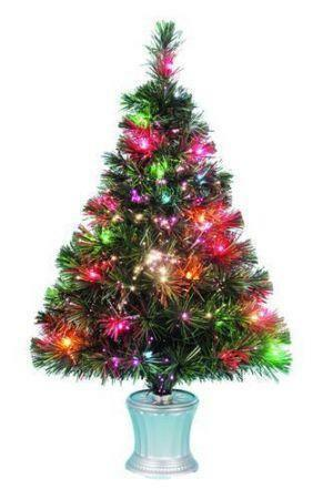 - Fiber Optic Christmas Tree EBay