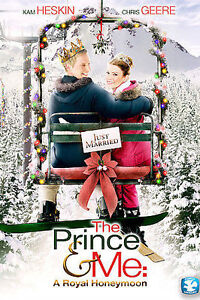 The Prince  Me 3: A Royal Honeymoon (DVD, 2008) NEW Sealed Christmas Movie