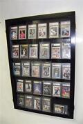 Baseball Card Display Case