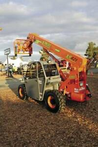 2012 Xtreme XR621 Telehandler, Low hours