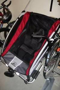 JOYTRAX SE2 Trailer (Chariot/Stroller) Brand New Cond used once
