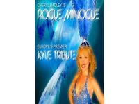 Christmas Party Night with Kylie Minogue Tribute