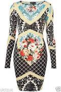 TOPSHOP Baroque Dress