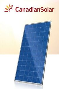 New Canadian Solar Panels - Delivery Included