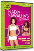 Nadia Sawalha DVD