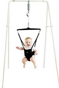 Black Jolly Jumper & Stand (2 months old)