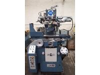 JONES & SHIPMAN 540 LAR SURFACE GRINDER YEAR 1984