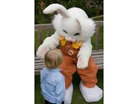 HOP ALONG TO THE FORUM SHOPPING CENTRE TO MEET THE EASTER BUNNY