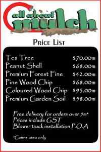 All About Mulch White Rock Cairns City Preview