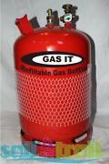 Refillable Gas Bottles