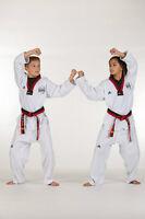 Taekwondo classes for adults and children