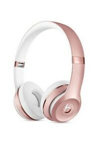 Beats solo rose gold