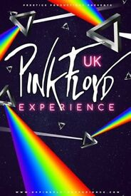 UK PINK FLOYD EXPERIENCE AT BLACKPOOL GRAND THEATRE 2018