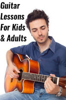 Guitar Lessons - Get Results, Fast