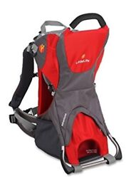 Nearly New Little life Adventurer Baby Carrier and Littlelife Carry bag