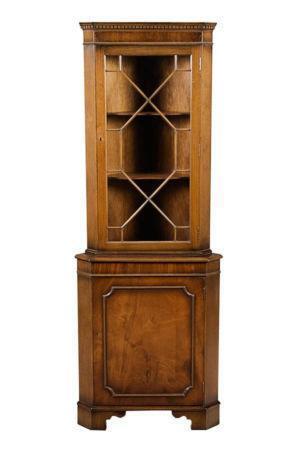 Antique Corner Cabinet | EBay