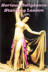 Serious Bellydance Standing Lesson (DVD,...