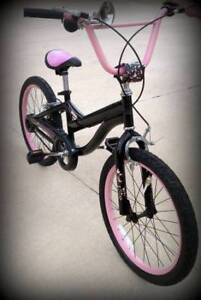 huffy miss behavin' 20 inch black bike