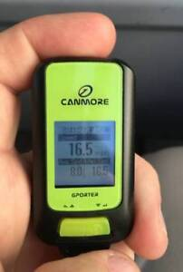 CANMORE GP-102 GPS DATA LOGGER