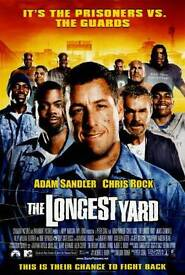 The Longest Yard Dvd (2005)