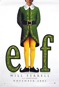 Elf THEATER poster