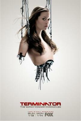"Summer Glau Terminator Poster 27""x40"""