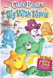 Care Bears - Big Wish Movie New Dvd