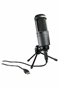 Audio Technica AT2020 USB Microphone